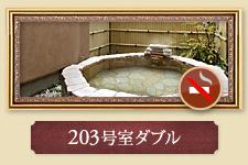 203号室ダブル