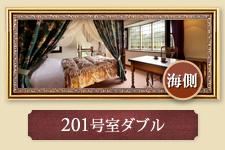 201号室ダブル
