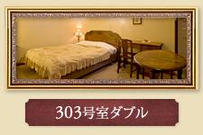 303号室ダブル